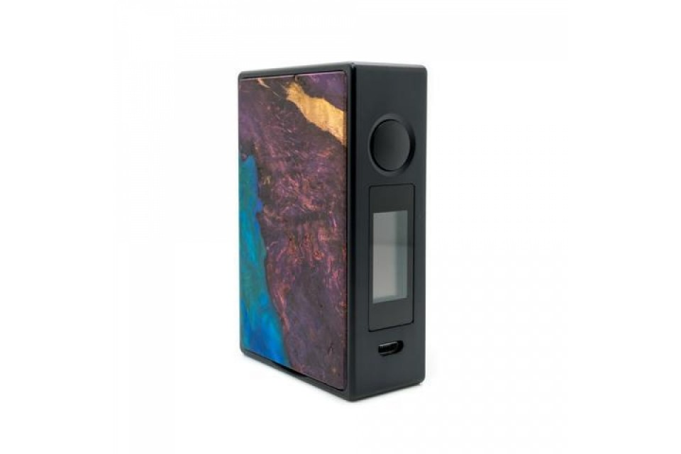 Asmodus EOS V2 180W Stabilized Wood Touch Screen Box Mod