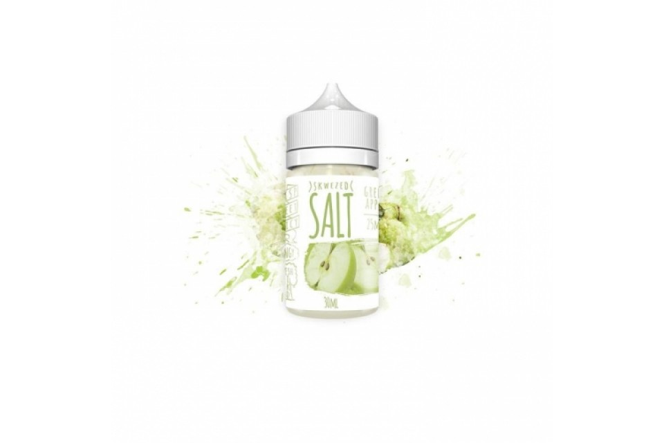 Skwezed Green Apple Salt Nic 30Ml