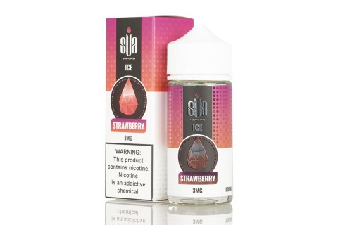 SUA ICE Strawberry 100ml - Tinh Dầu Vape Mỹ