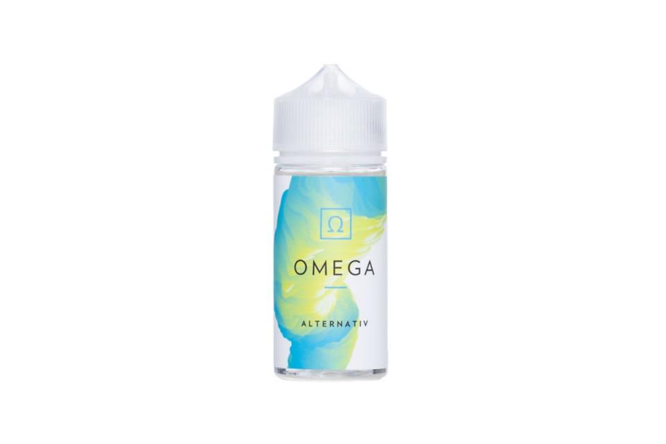 Alternativ Omega 100ml - Tinh Dầu Vape Mỹ