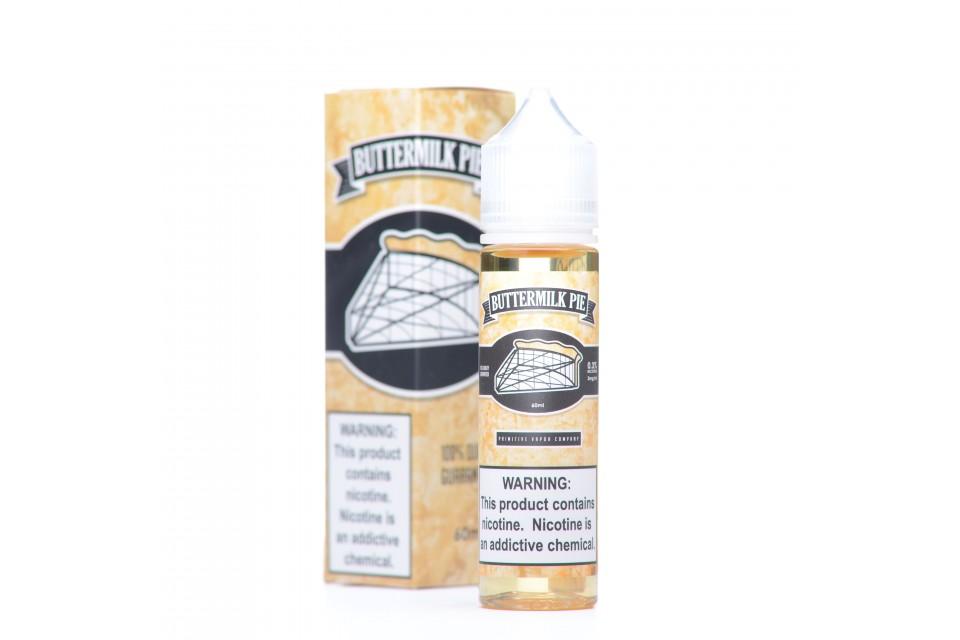 Buttermilk Pie 60ml - Tinh Dầu Vape Mỹ