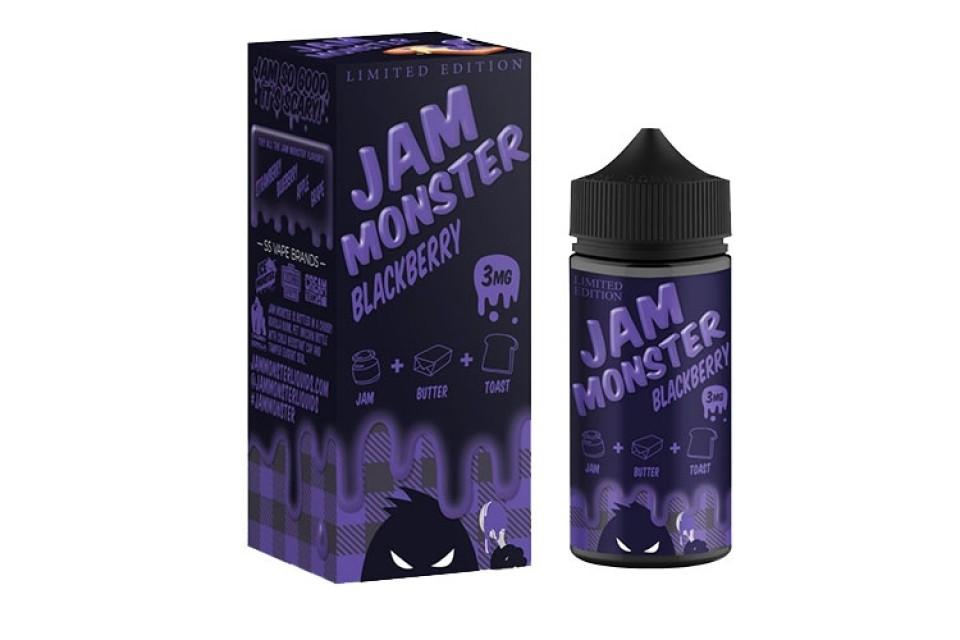 Jam Monster Blackberry 100ml - Tinh Dầu Vape Mỹ