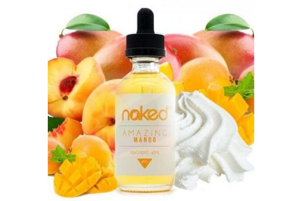 Mango Peach Juice Vape KEM XOÀI ĐÀO MỸ THƠM