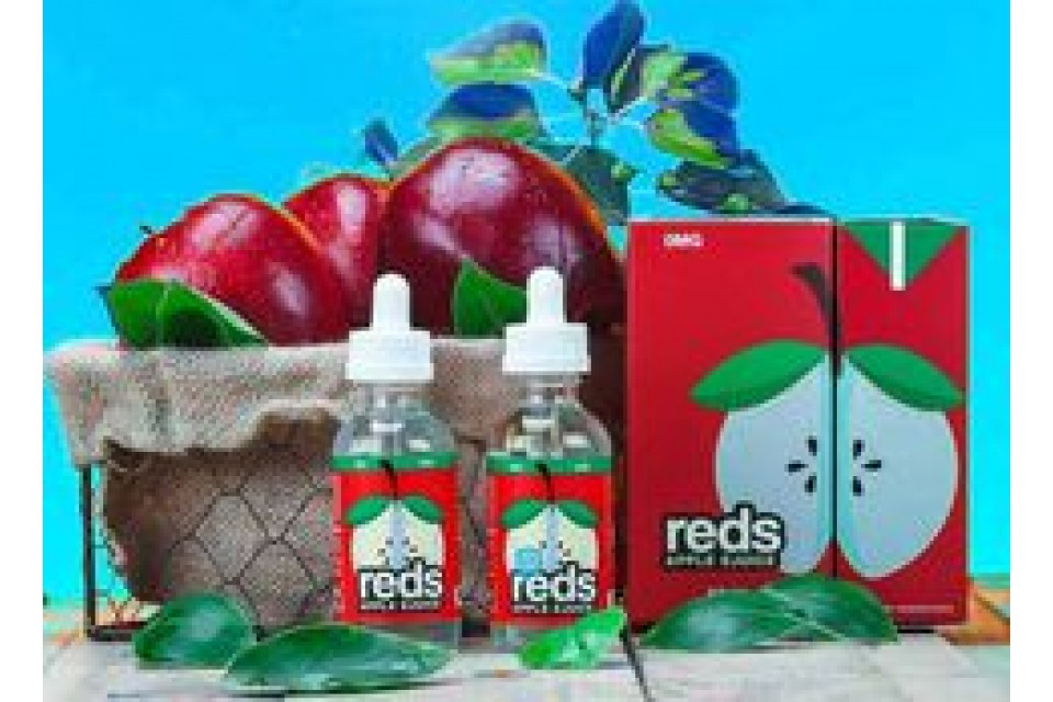 REDS ICED APPLE Táo Lạnh 7 DAZE 60ML Mỹ