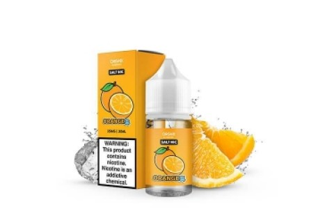 ORANGE ICE BY ORGNX ELIQUIDS SALT NIC 30ML