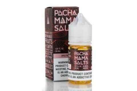 APPLE TOBACCO PACHAMAMA SALTS 30ML