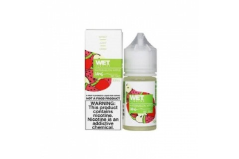 Wet Salt Watermelon Apple 30Ml