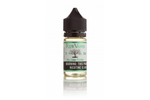 Handcrafted Saltz Nic Key Lime Cookie 30Ml