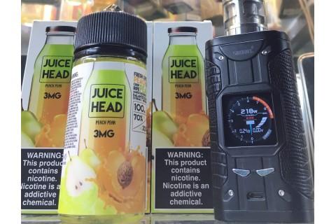 Juice Vape Đào Chín Mọng Mỹ 100ml