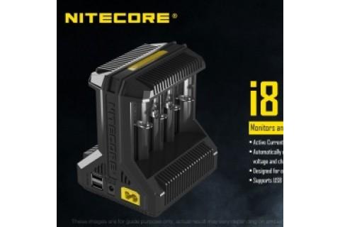 Sạc Nitecore i8