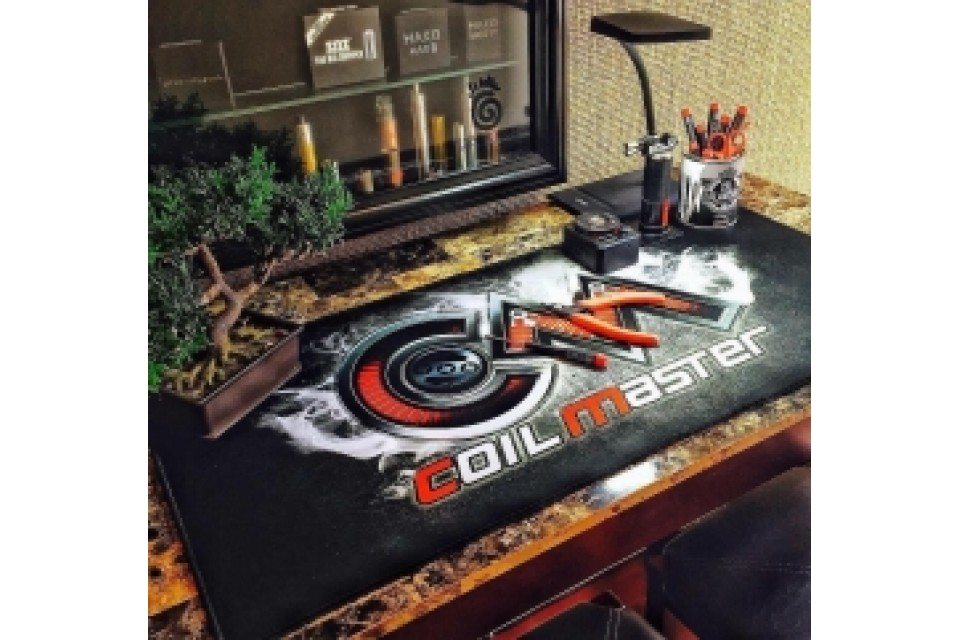 Thảm build Coil Master Mat