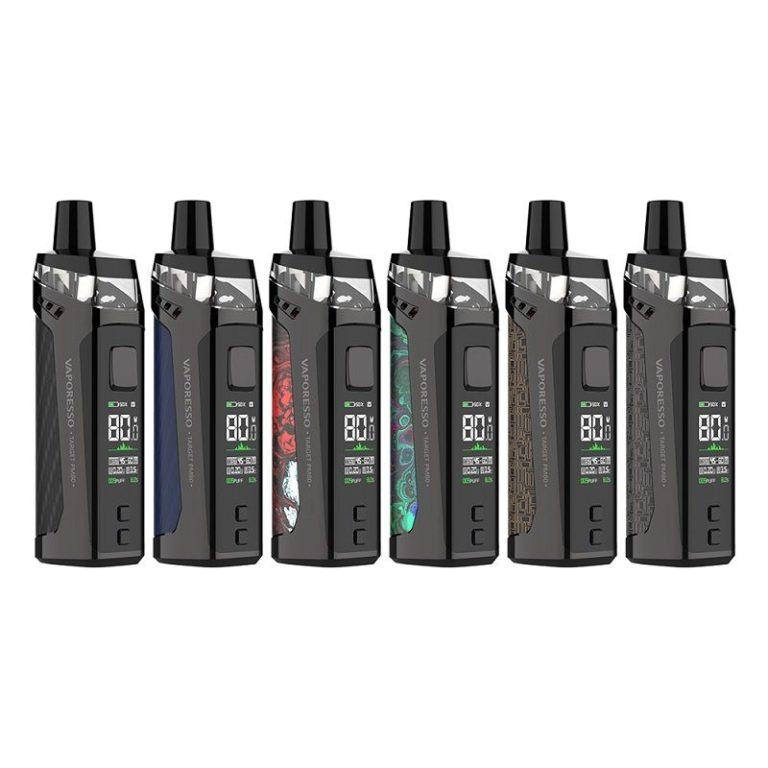 Vaporesso Target PM80 Kit Full Colors
