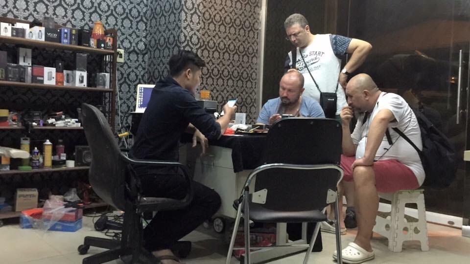 Vapehcm.vn Chuyên Bán Vape - Tinh Dầu Shisha Điện Tử Chính Hãng Giá Rẻ - 4